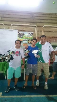 6ª Etapa do 2º Interclubes Zona da Mata em Leopoldina/MG